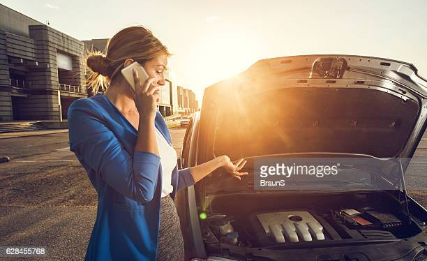 Hello, my car broke down, can you help me?