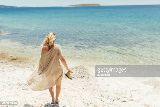 hello summer - tunic stock pictures, royalty-free photos & images