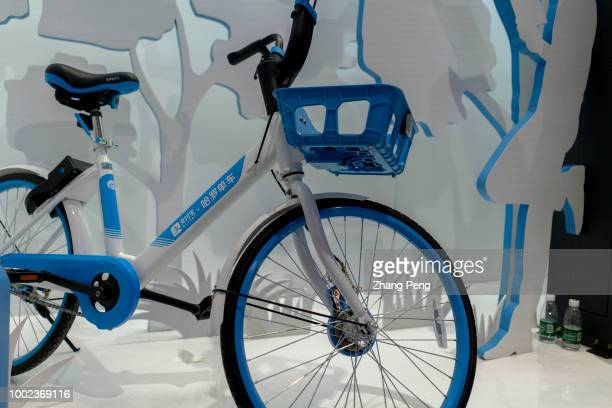 Hellobike is the third biggest sharing bike company in China The Ant Financial is the largest shareholder of Hellobike with a shareholding ratio of...