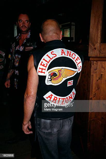 Hell''s Angel Ralph 'Sonny' Barger appears at a book signing July 18 2001 in Milan Italy The story of a uniquely American subculture and the wild...