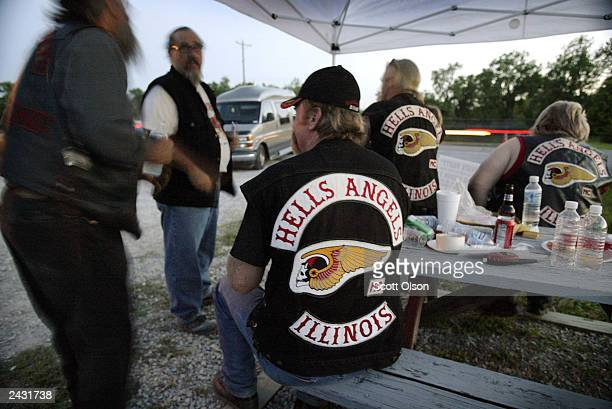 50 Hells Angels Colors Pictures, Photos & Images - Getty Images