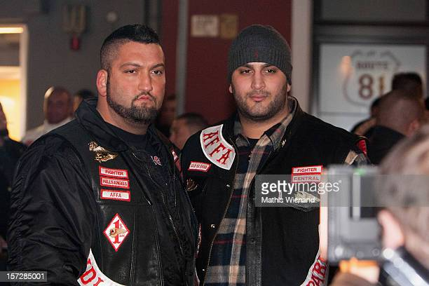41 Thirty Bandidos Defect To Hells Angels In Krefeld