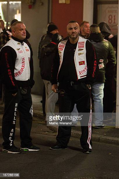41 Thirty Bandidos Defect To Hells Angels In Krefeld Pictures