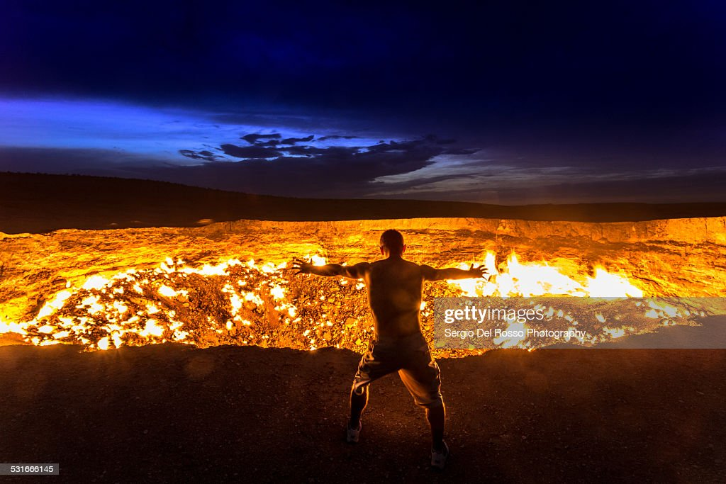 Hell's gate : Photo