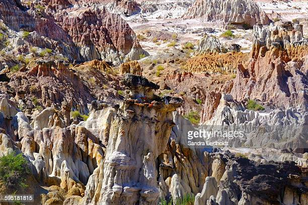 hell's half acre - casper wyoming stock pictures, royalty-free photos & images