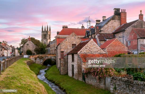 helmsley, yorkshire, england - york yorkshire stock pictures, royalty-free photos & images
