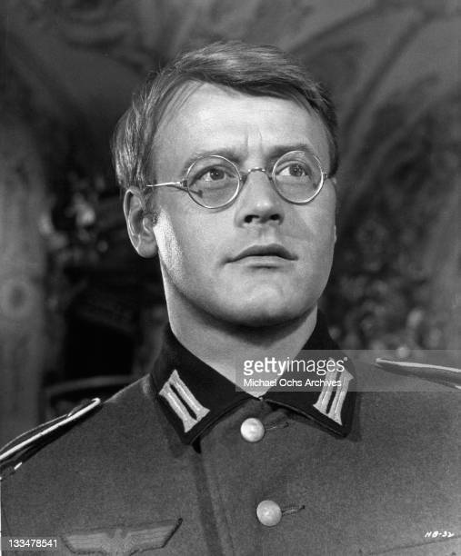 Helmut Lohner as a German soldier in a scene from the film 'Hannibal Brooks' 1969
