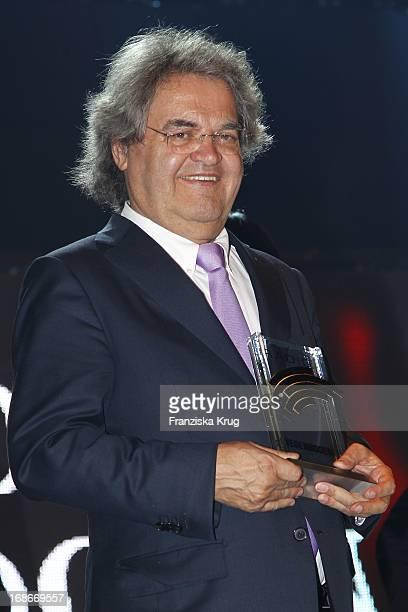 Helmut Markwort For The Ceremony Of Radio Regenbogen Award In The Black Forest hall in Karlsruhe