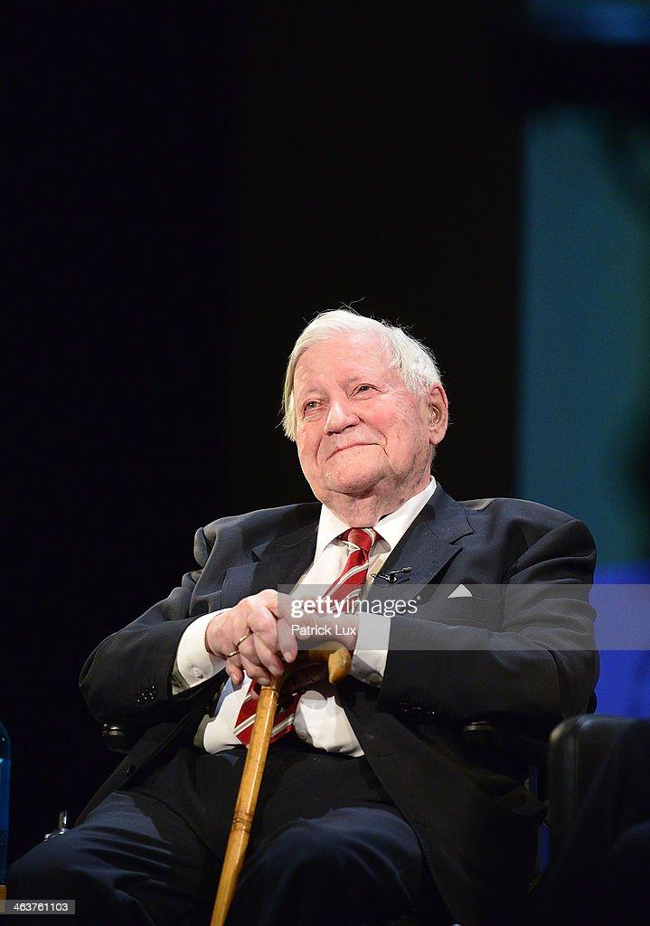 Die Zeit Celebrates Helmut Schmidt's 95th Birthday