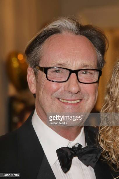 Helmut Zierl during the 21st Blauer Ball at Hotel Atlantic on April 7 2018 in Hamburg Germany
