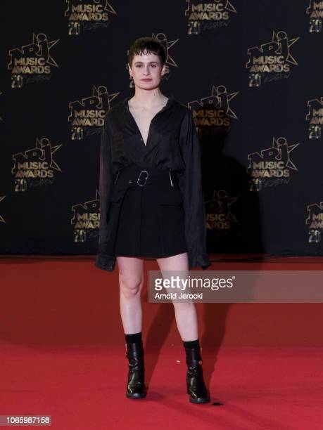 Heloise Letissier aka Christine and the Queens attends the 20th NRJ Music Awards at Palais des Festivals on November 10 2018 in Cannes France