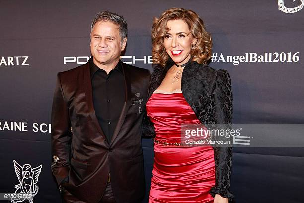 Heloise Pratt at the 2016 Angel Ball at Cipriani Wall Street on November 21 2016 in New York City
