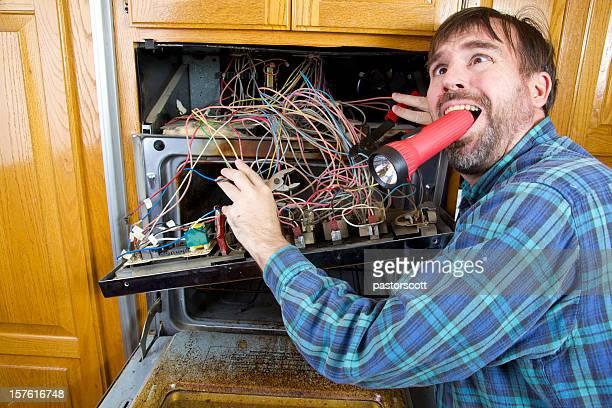 Help Fixing Appliance