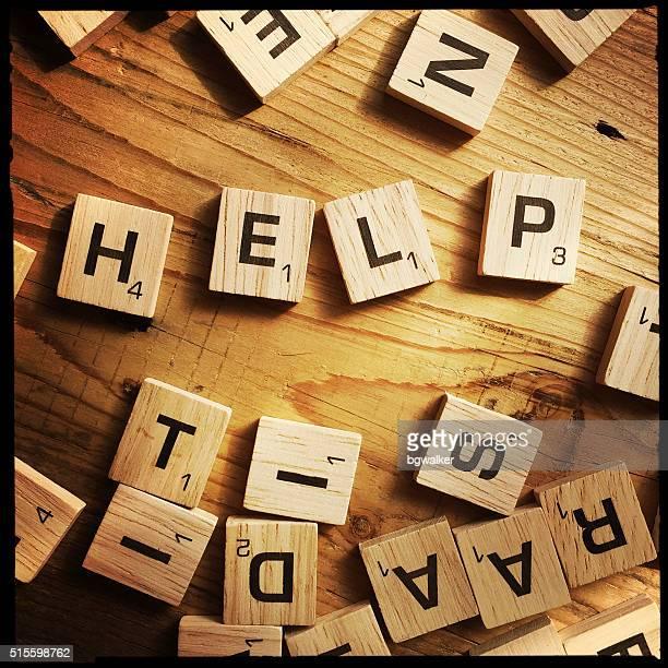 Help in Scrabble Letters