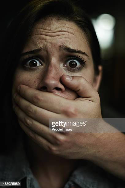 help me...please! - kidnapping stock photos and pictures