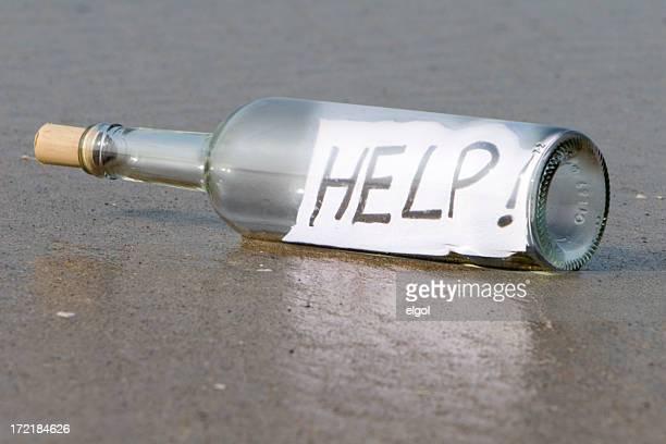 Help - Message In A Bottle