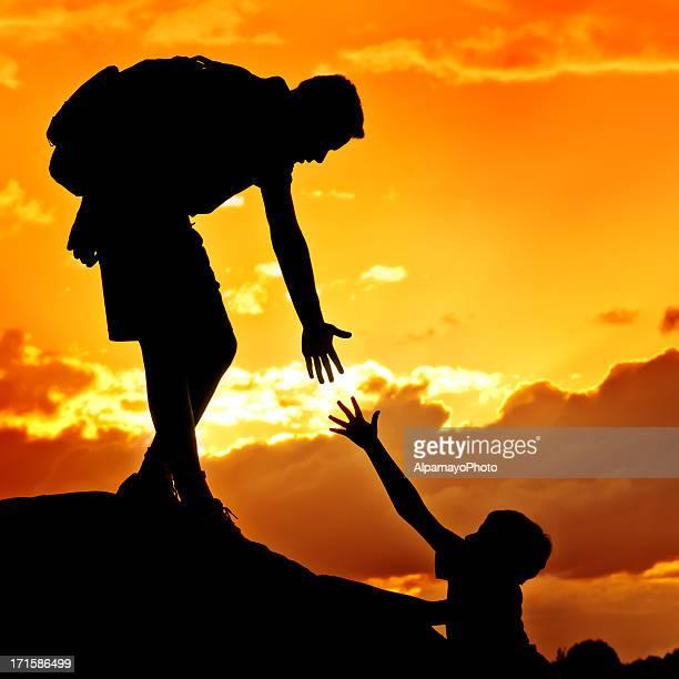 Helping Hand (Brotherly help) - XVI