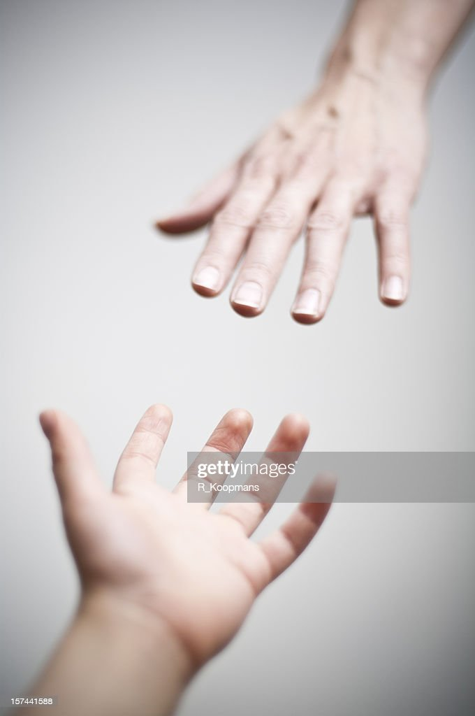 a gentle hand reaches out essay With maxine tynes' poem reach out and touch, the title suggests that the poem literally is about a person reaching out and touching objects or people.