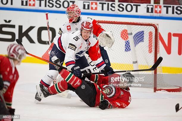 27 Frolunda Gothenburg V Ifk Helsinki Champions Hockey League