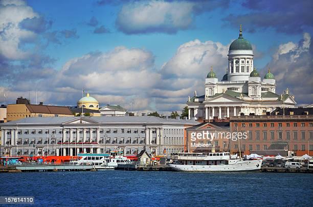 Helsinki im Sommer