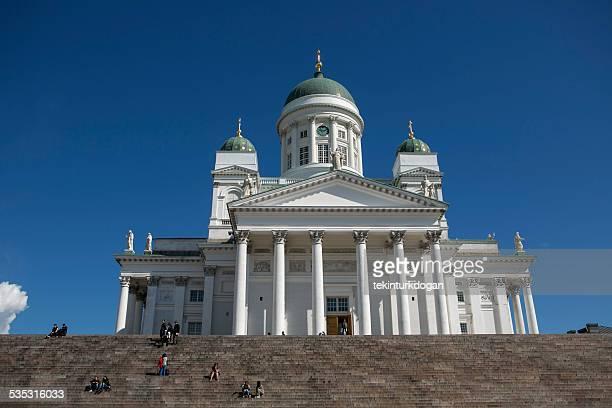 ビルビューフィンランドのヘルシンキ大聖堂