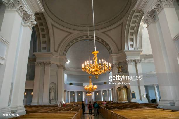 Helsinki cathedral church in finland