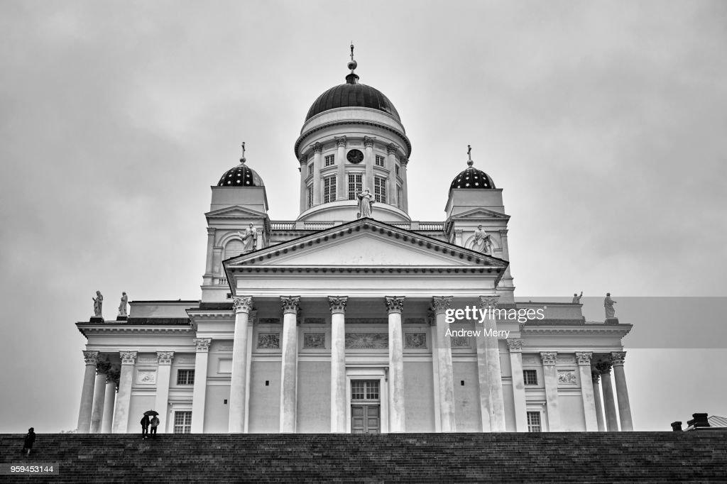 Helsinki Cathedral : Stock Photo