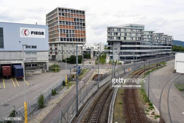 helsinki dreispitz - bazel stockfoto's en -beelden