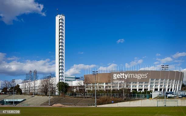 Helsinki Finland Olympic Stadium