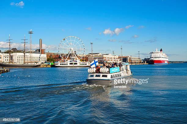 Helsinki Finland Waterbus Tourboat Cruise