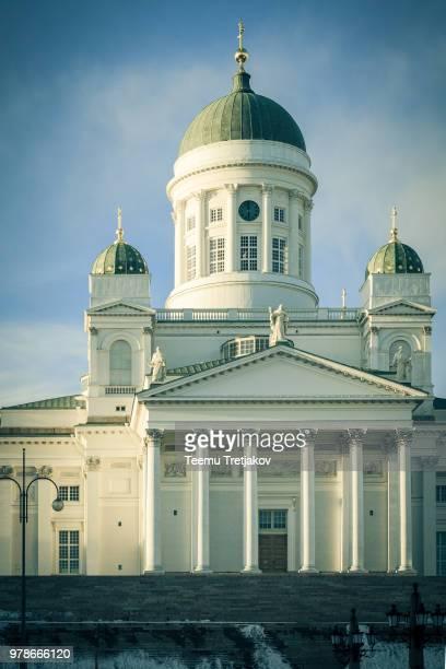 Helsinki Lutheran Cathedral, Helsinki, Finland