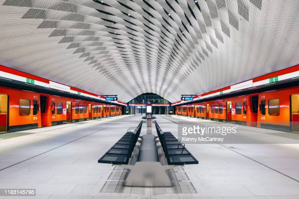 helsinki - mattby - mode of transport stock pictures, royalty-free photos & images
