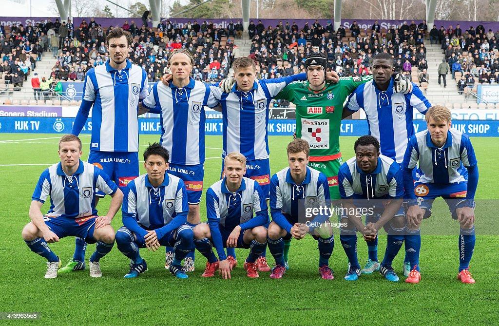 HJK Helsinki v FC Lahti - Finnish First Division : News Photo