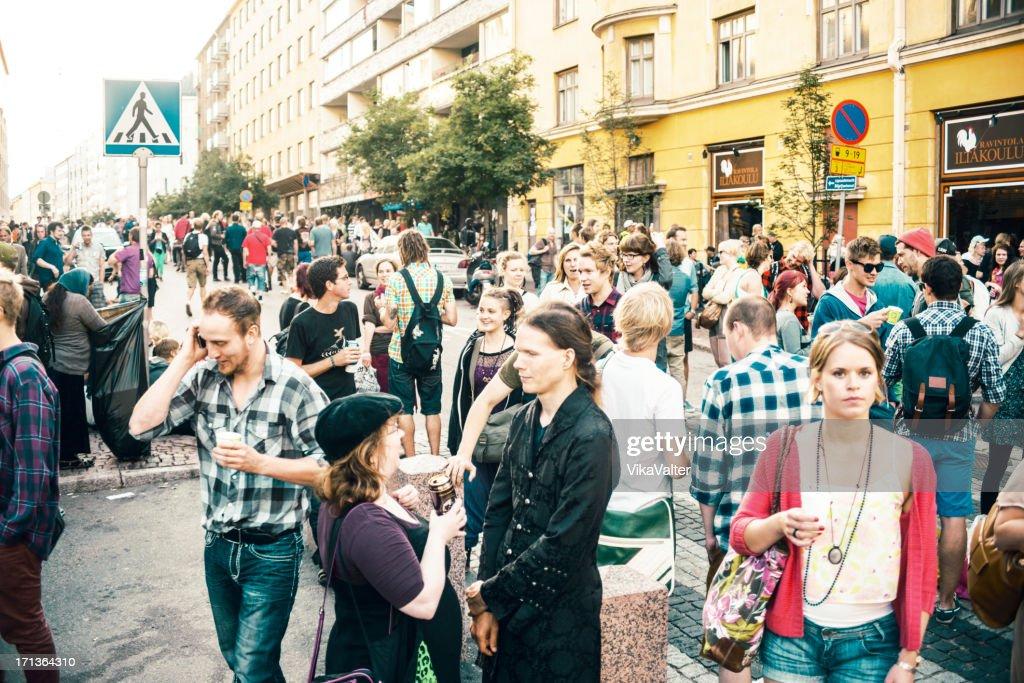 Kallio block party 2020 ohjelma