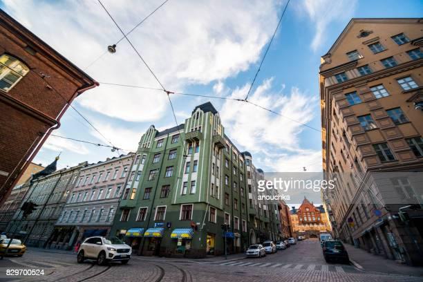 Helsinki streets, Finland