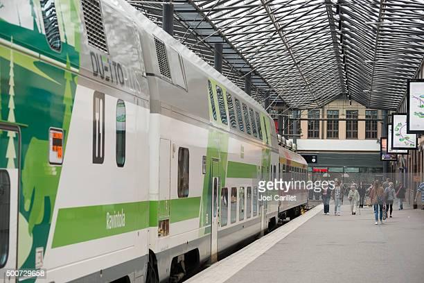 Helsinki train station Finland