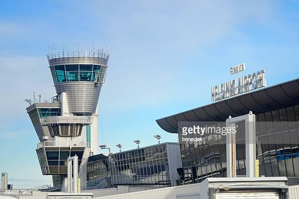 Internationaler Flughafen Helsinki Vantaa Finnland