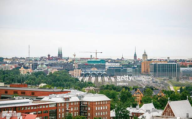 Helsinki view.