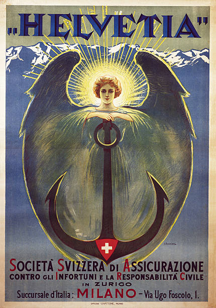 Poster By Umberto Boccioni