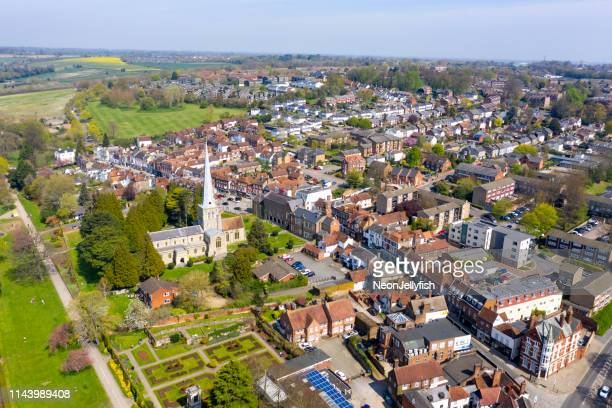 hemel hempstead old town - local government building stock pictures, royalty-free photos & images