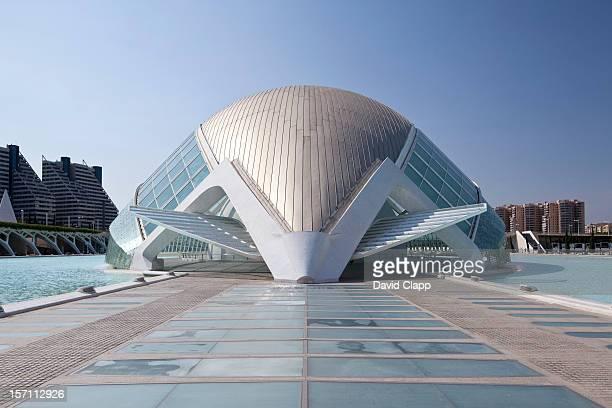 Hemisphere, Valencia, Spain