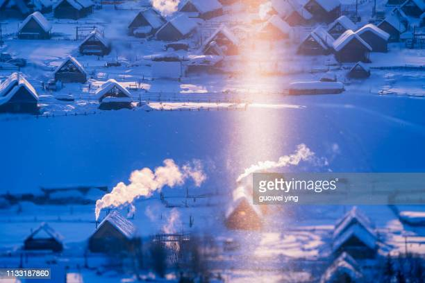 hemu winter rhyme - 目的地 fotografías e imágenes de stock