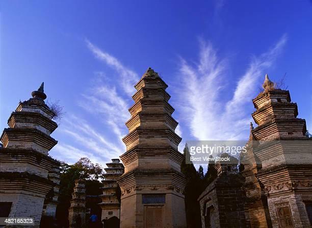 henan shaolin temple - 少林寺 ストックフォトと画像