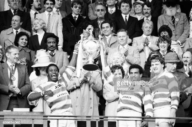 Henderson Gill Wigan 2824 Hull Rugby League Challenge Cup Final Wembley Stadium London Saturday 4th May 1985