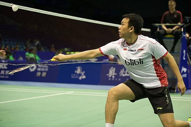 Kunshan Sports Center: Hendra Setiawan Fotos – Bilder Von Hendra Setiawan