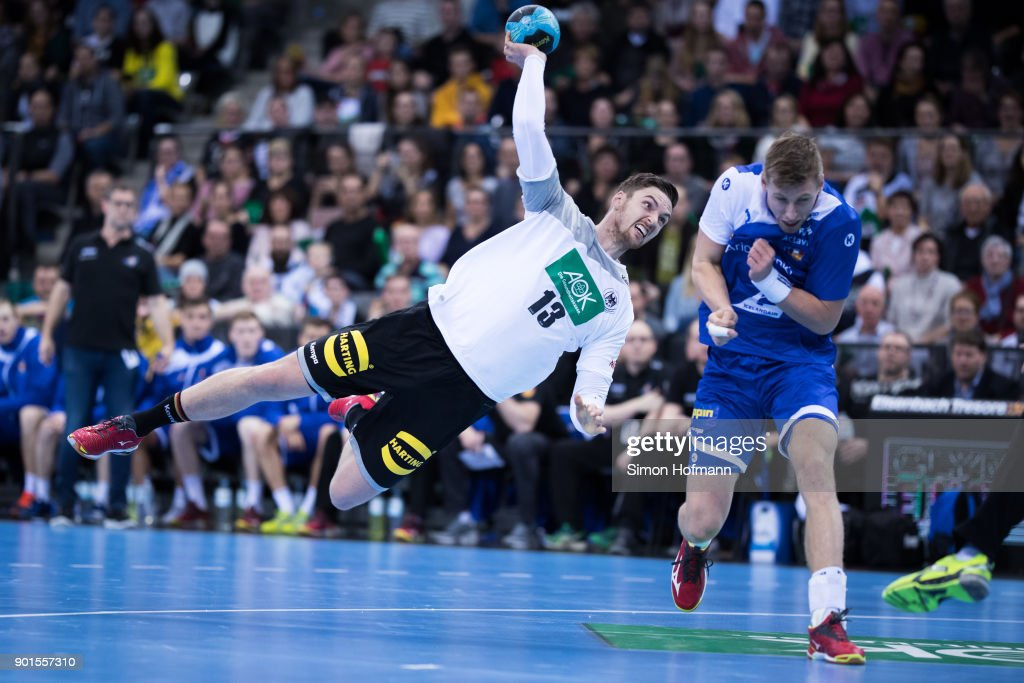Germany v Iceland - International Handball Friendly : ニュース写真
