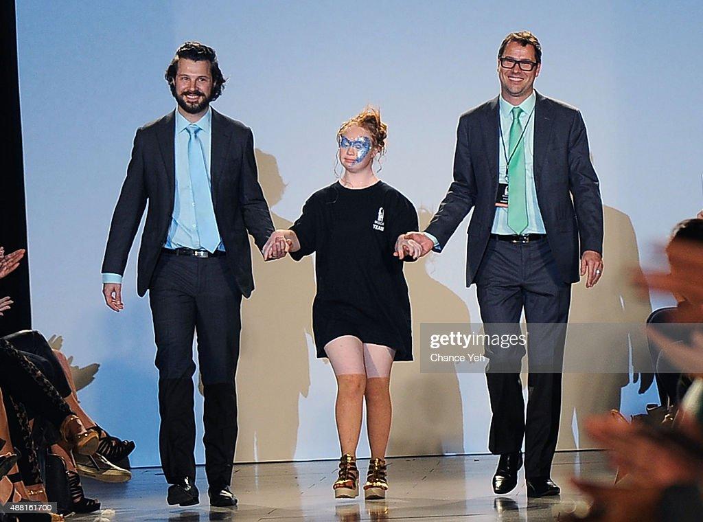 Hendrik Vermeulen - Runway - Spring 2016 New York Fashion Week : Fotografía de noticias