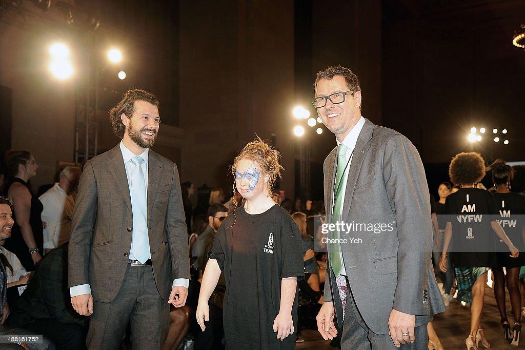 Hendrik Vermeulen - Runway - Spring 2016 New York Fashion Week : News Photo