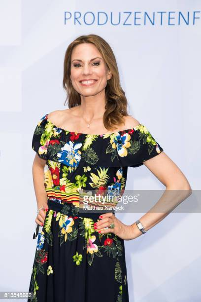 Hendrike Brenninkmeyer attends the Summer Party of the German Producers Alliance on July 12 2017 in Berlin Germany