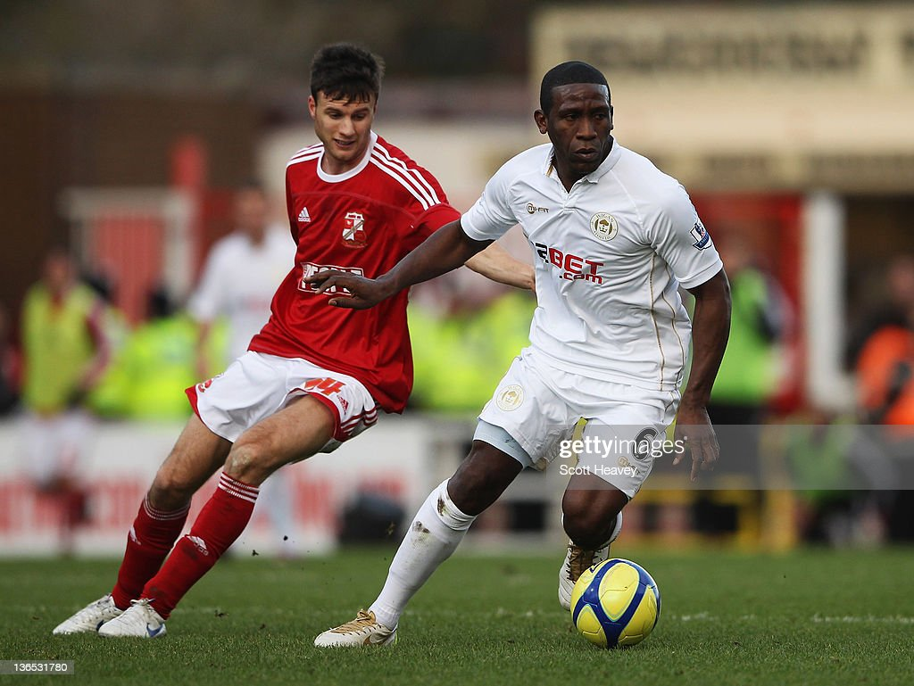 Swindon Town v Wigan Athletic - FA Cup Third Round